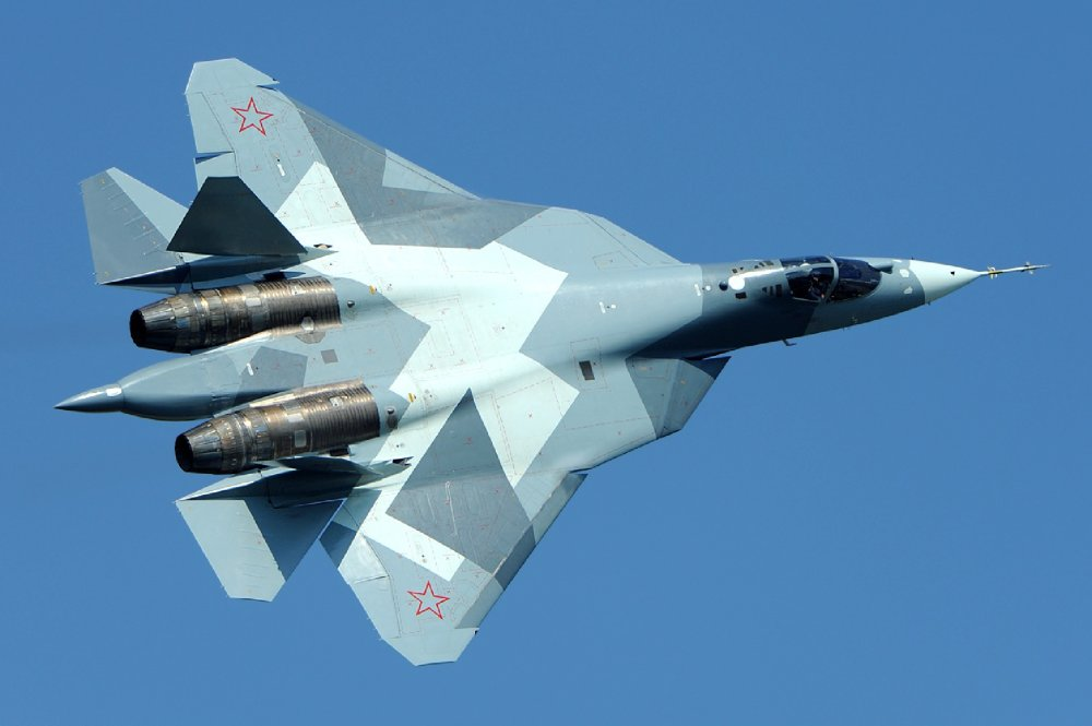 Aerial Street Fight: Russia's Su-57 vs  China's Stealth J-20