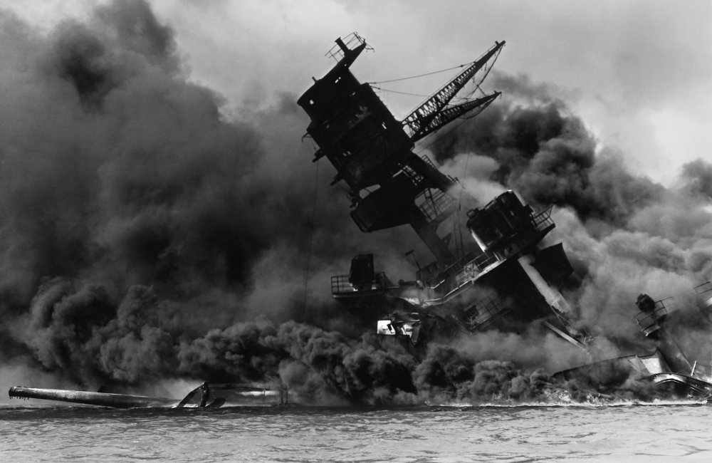 Could Japan Have Won World War II by NOT Attacking Pearl