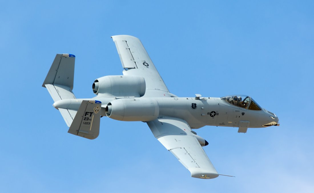 Sorry, A-10 Warthog: The Army Wants the F-35