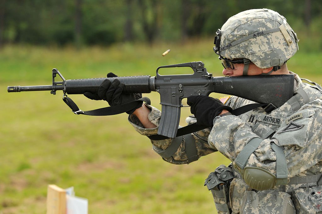 how the army s m16 keeps evolving and killing america s enemies