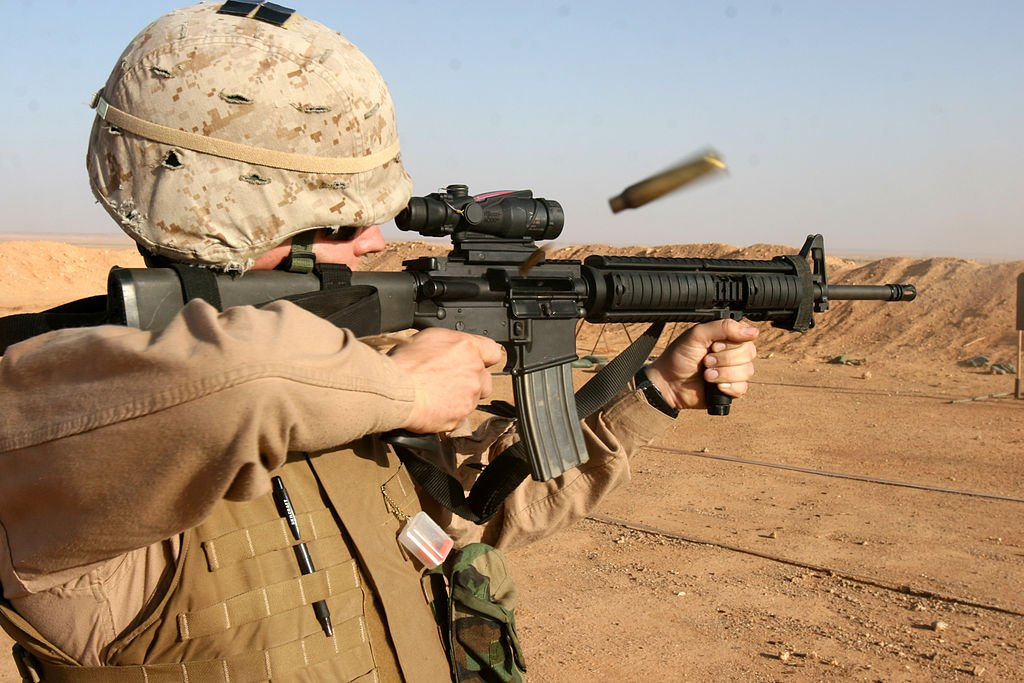 did the m16 rifle totally fail during the vietnam war the
