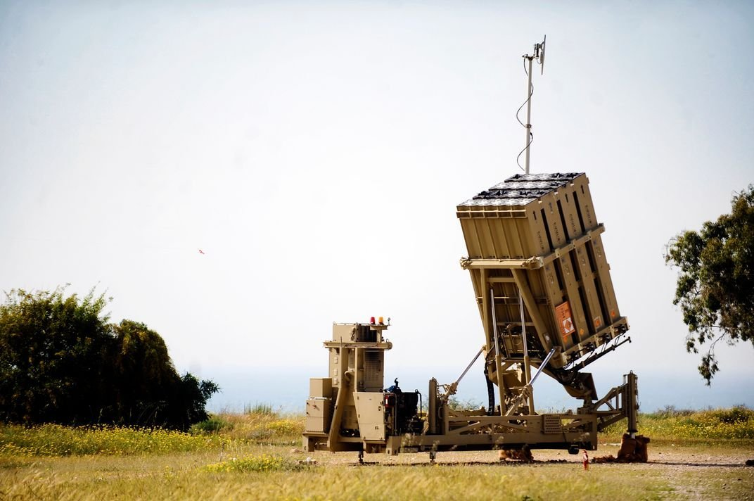 Dombs Garderobekast Wit.Iron Dome Here Is How Israel Protects Itself From Hamas In Gaza