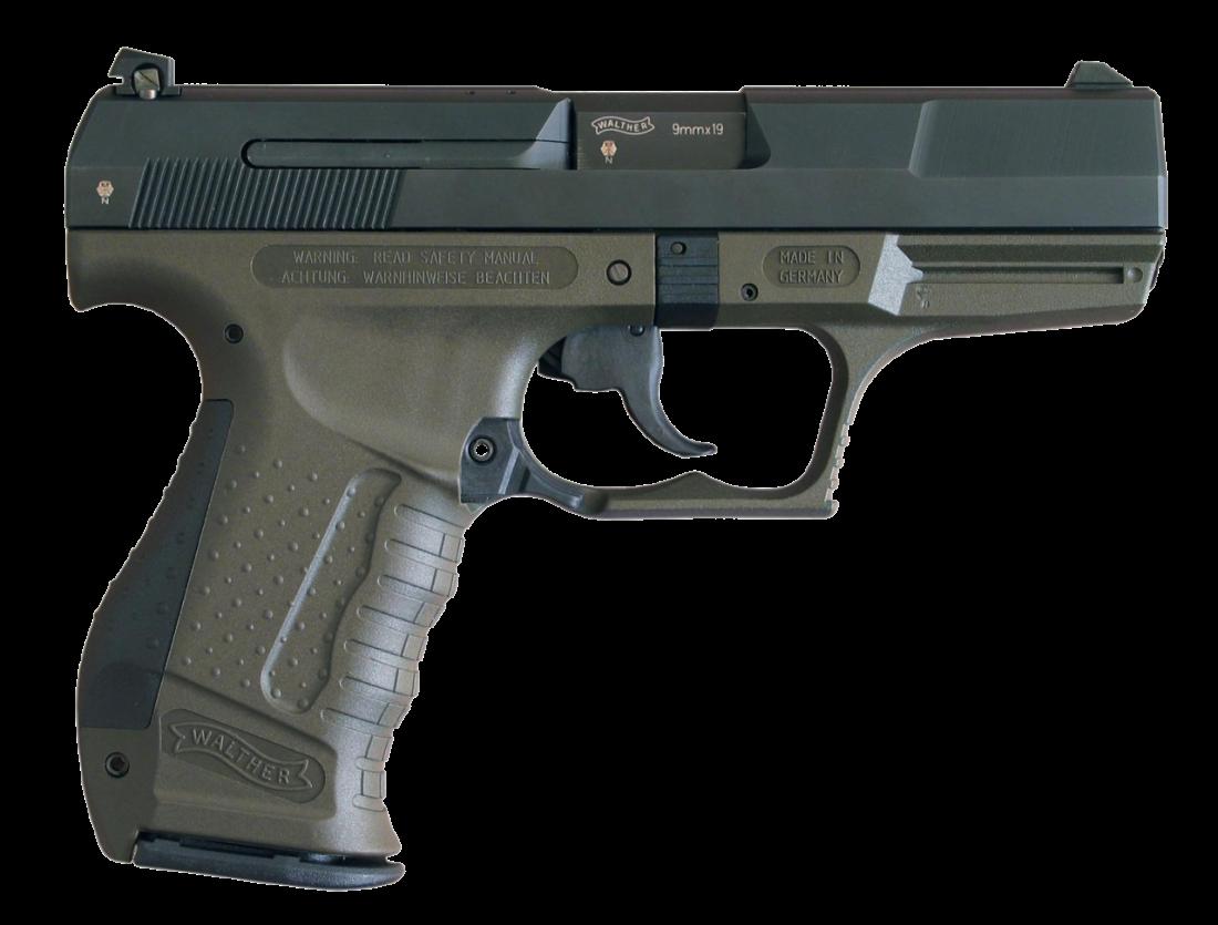 best walther pistol