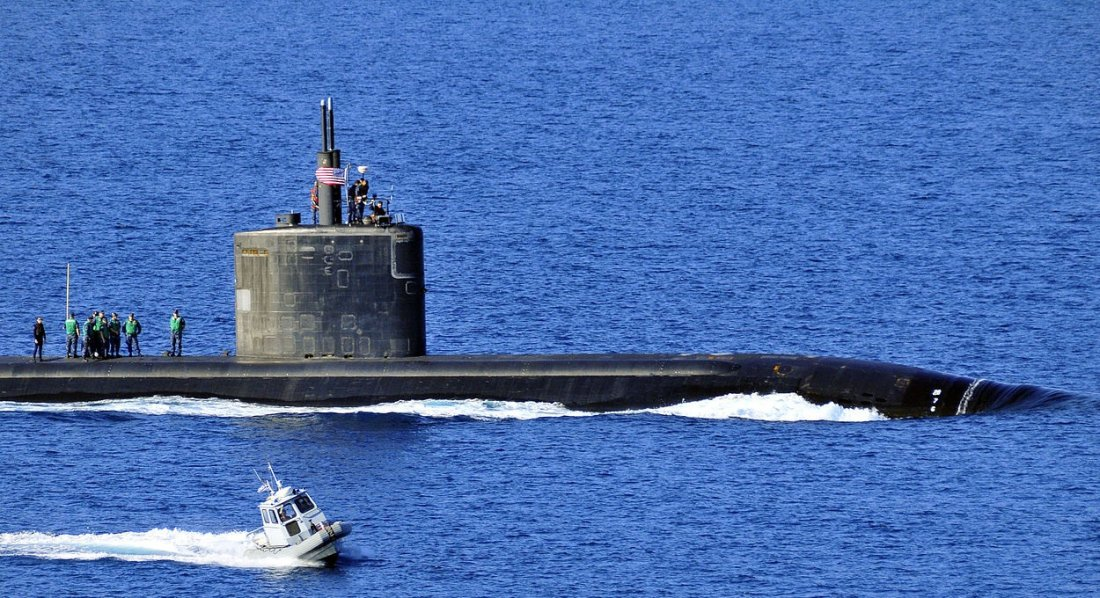 does china have a nuclear submarine that could beat the u s navy