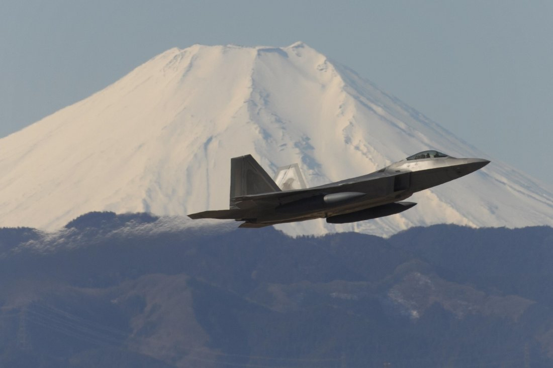Lockheed Martin Wants To Build A Super F 22 Raptor For Japan