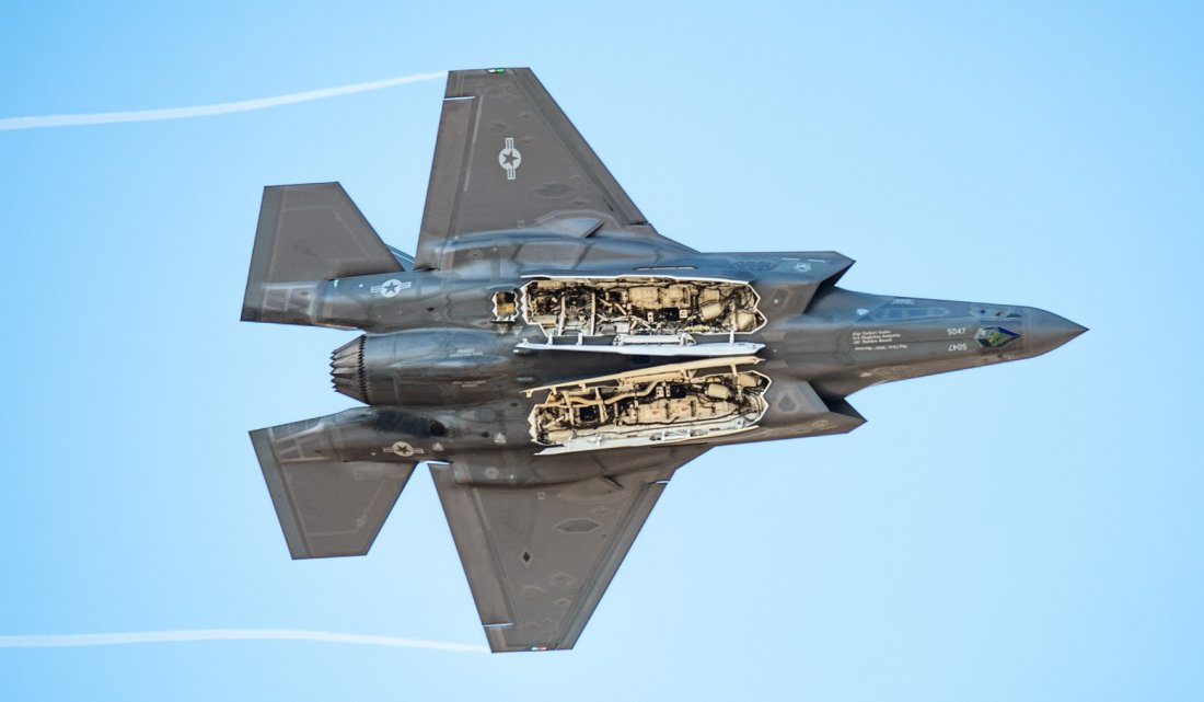 Japaese pilot crashed F-35 stealth fighter after 'spatial disorientation'