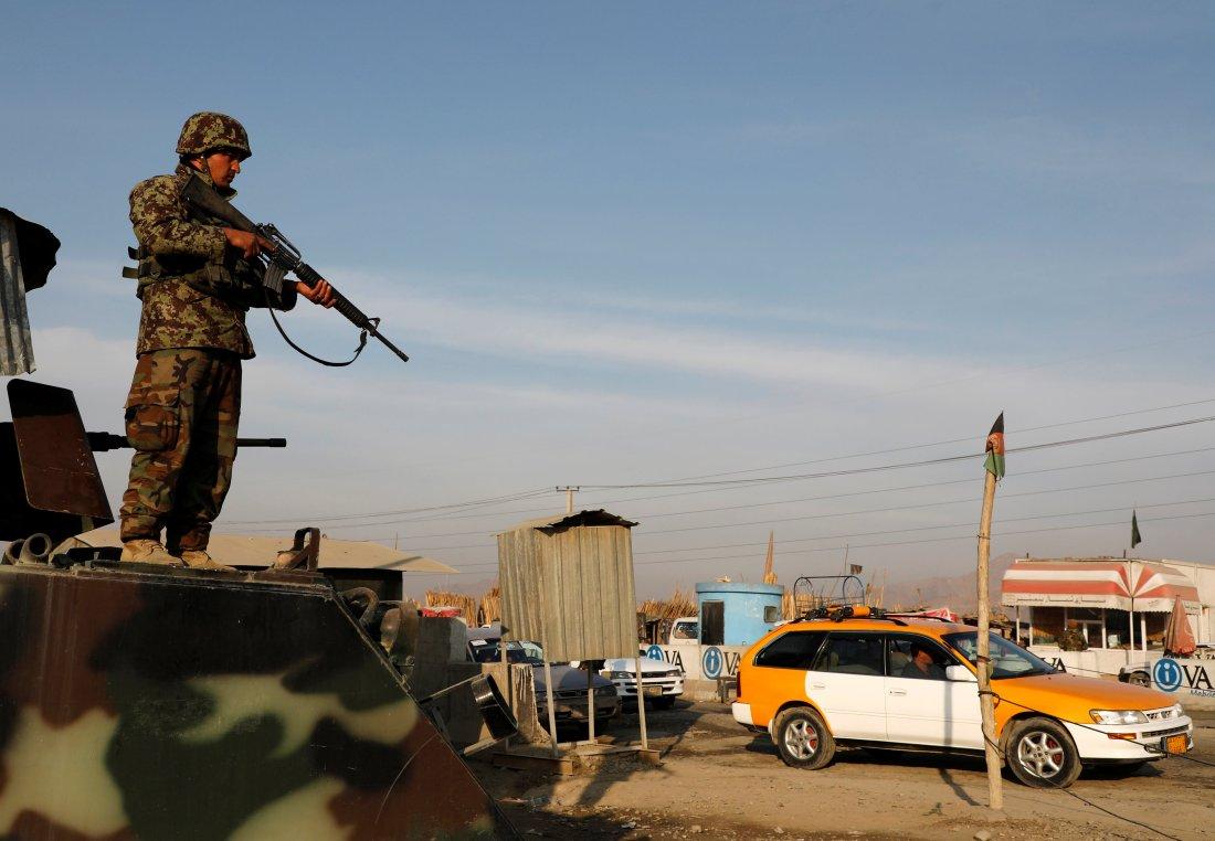 نشنل انټرسټ: افغانستان کې د بایللې جګړې ختمول سم ګام دی