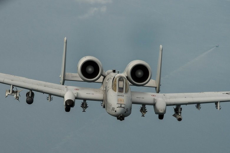 The US Air Forces Incoherent Plan To Replace The A 10 Warthog