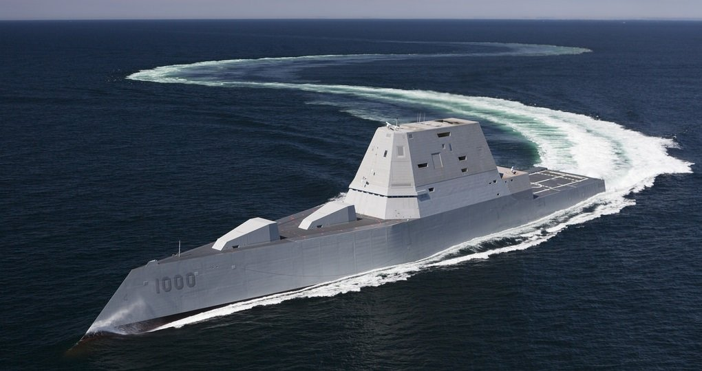 8abae1a1d3d Distributed Lethality and Beyond  The U.S. Navy s Surface Fleet Is Evolving  Right Before Our Eyes