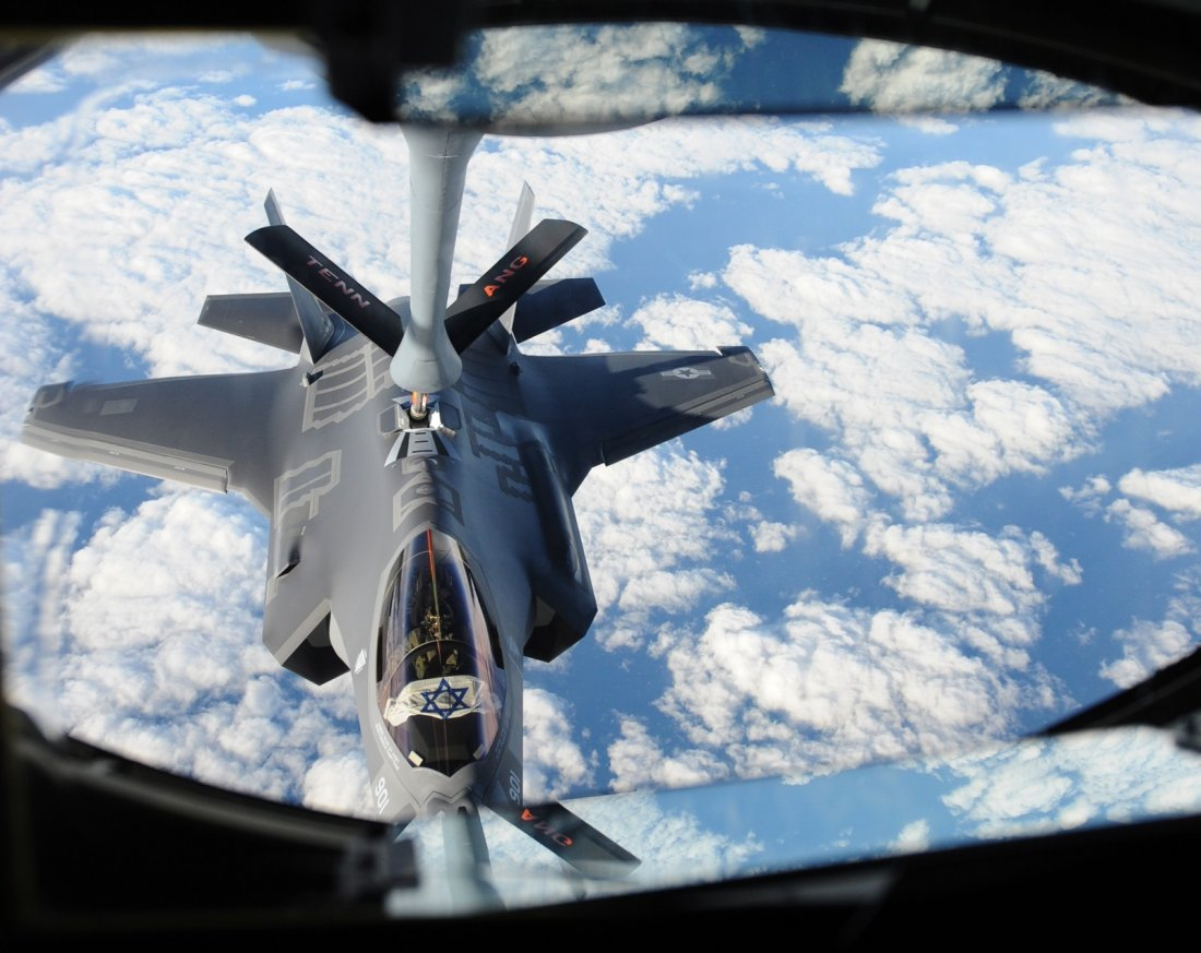 6a9ee7ec51771 The F-35 Is One Tough Fighter Jet (And Israel Might Have Made It Even  Deadlier)