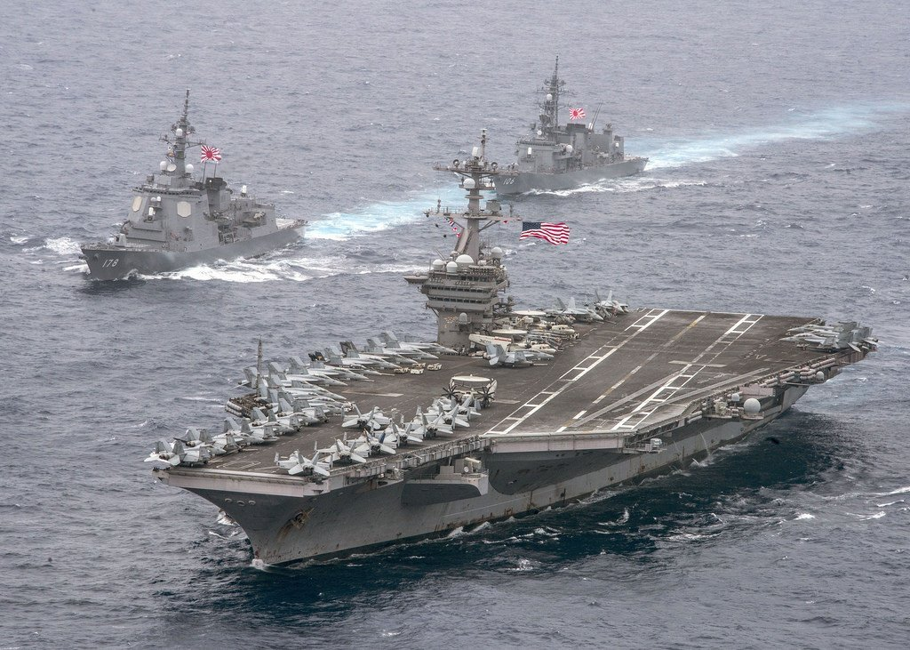 Why Donald Trump Should Place A South China Sea Redline On