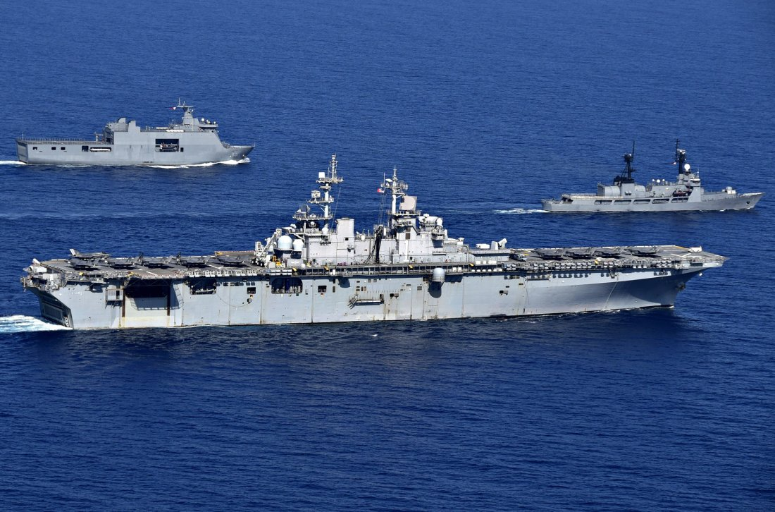 John Brown's Public Diplomacy Press and Blog Review: The U S  Navy
