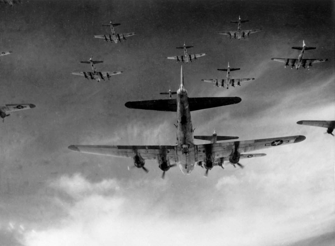 World War Ii Test America S Over Hyped Strategic Bombing Experiment