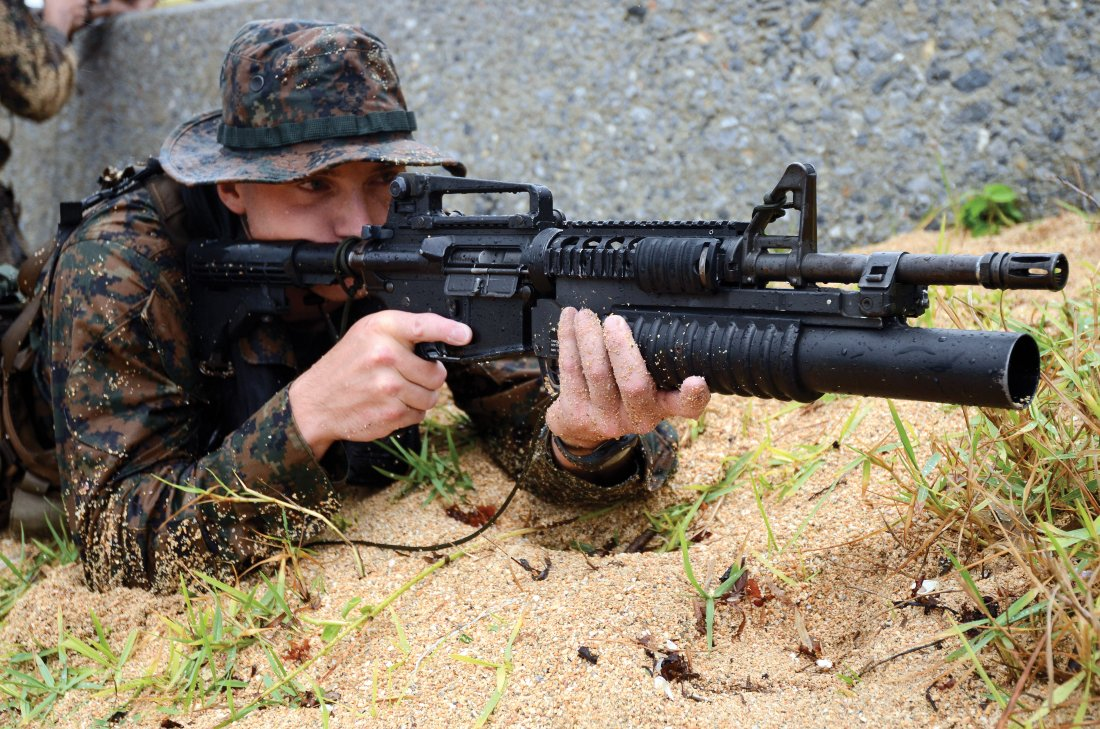 the army needs a new rifle but the m4 carbine refuses to die the