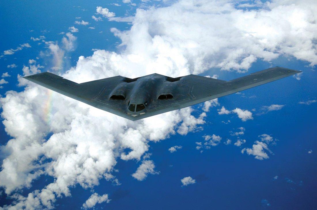 Image result for b-2 bomber