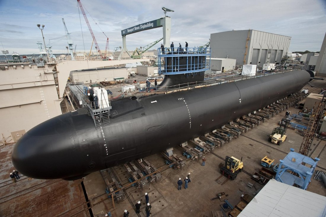 What is serve on the nuclear submarine