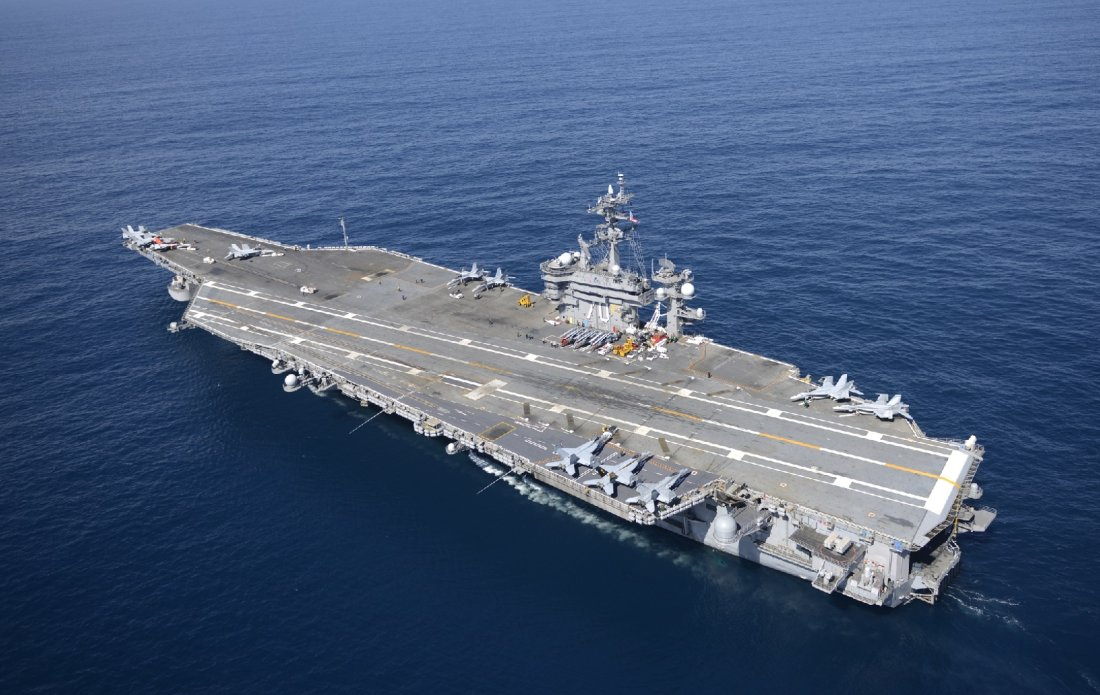 The U.S. Navy Loves Aircraft Carriers. Why Doesn't Russia ...