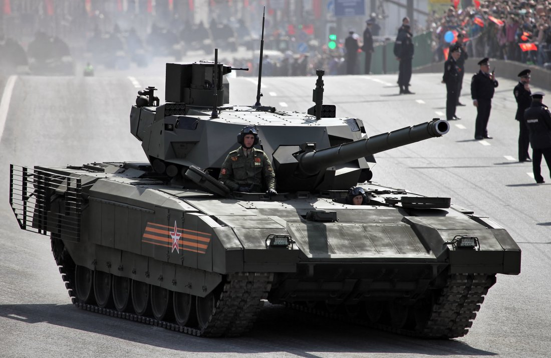 083680a0aa17 Has Russia s T-14 Armata Tank Changed the Game