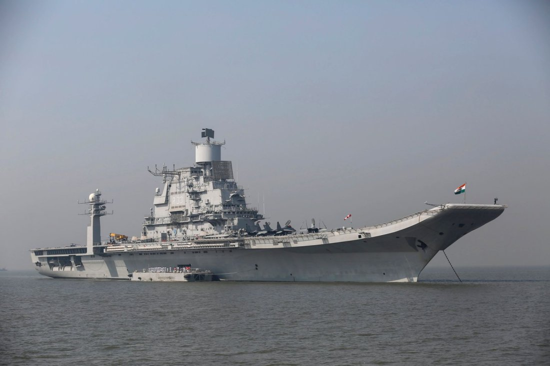 803f50a4d82 India s Biggest Naval Mistake  Buying an Aircraft Carrier from Russia