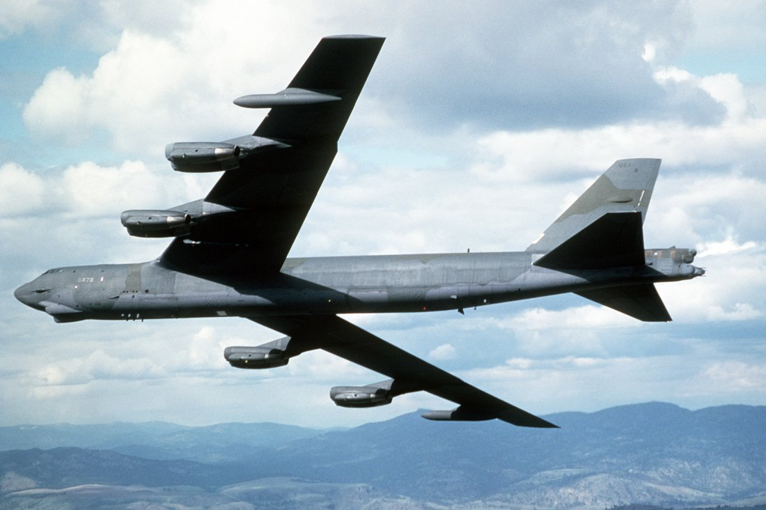 the air force would have serious problems if the b 52 bomber never