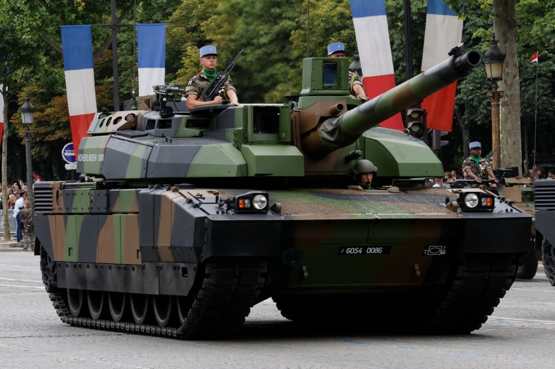 9309d6f507f4 One Tough Tank  Why France s Leclerc Is One of the Best on the Planet