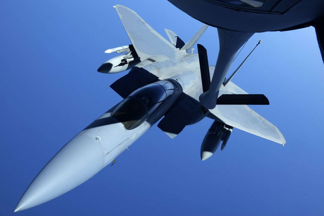 f 15se silent eagle a stealthy spin on a classic fighter jet but