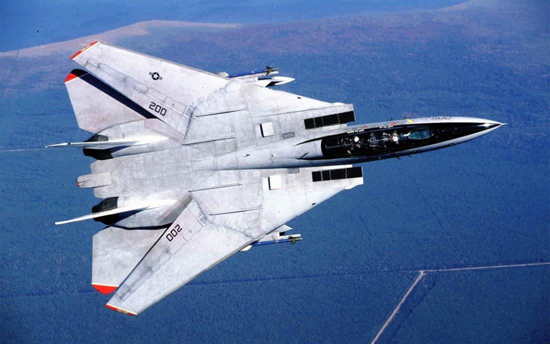 Stealth Vs Tomcat What If An F 14 That Iran Still Flies Battled