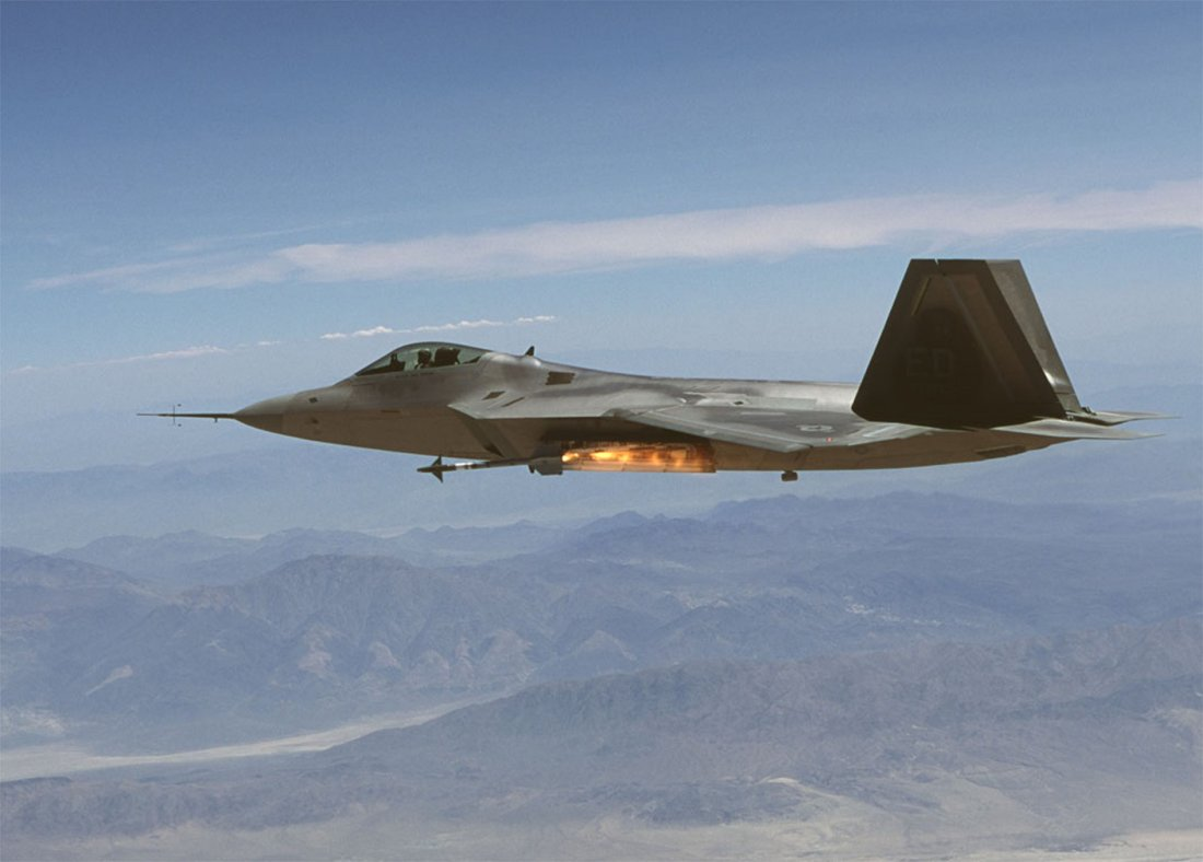 1b54776dee2b Why the F-22 Raptor Will Soon Be Deadlier Than Ever
