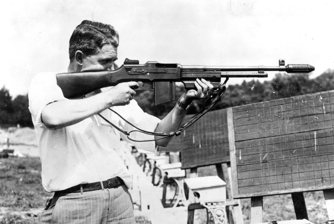 Meet the browning automatic rifle the best machine gun of all time