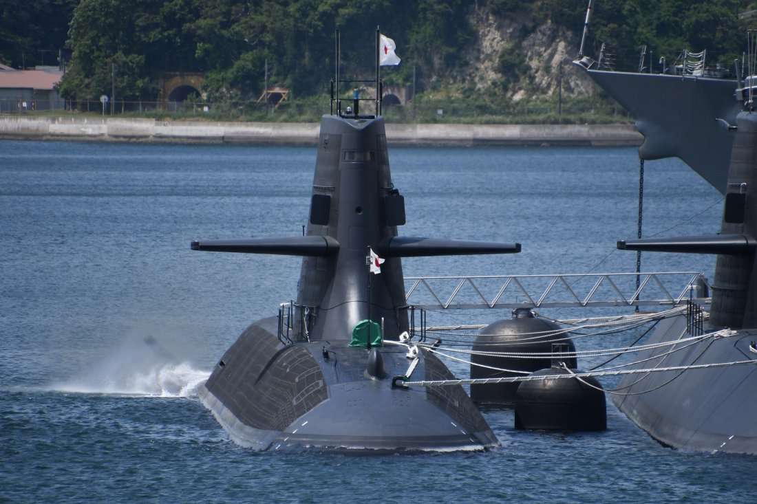 diesel submarines the game changer the u s navy needs the