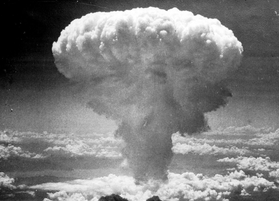 why nuclear weapons would never have won world war ii for hitler