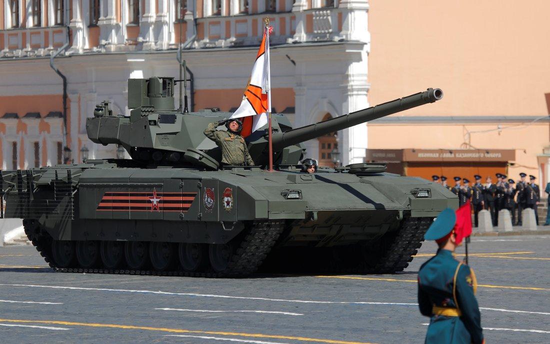 6fa09a64f8f0 Russia s New Armata T-14 Tank Has a Secret Weapon