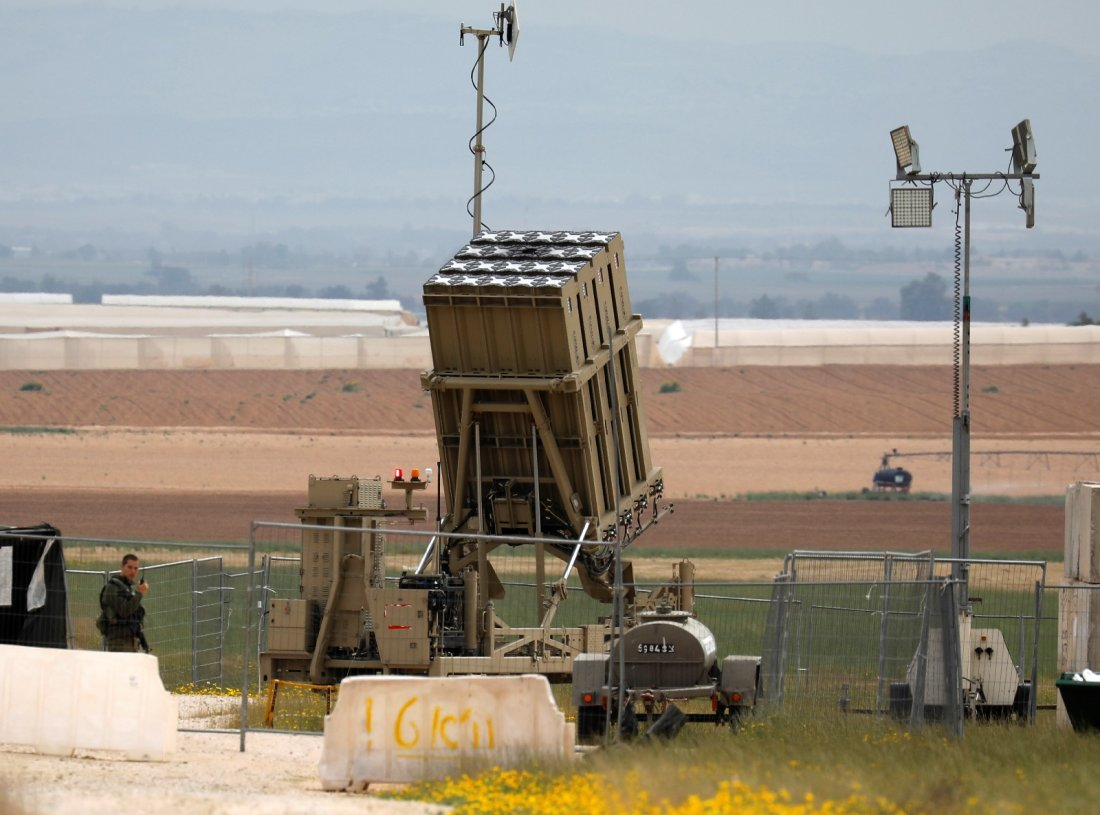 Image result for iron dome
