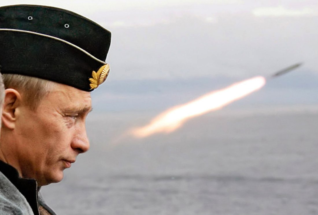 Russia's Hypersonic Nuke Is a Warning to America