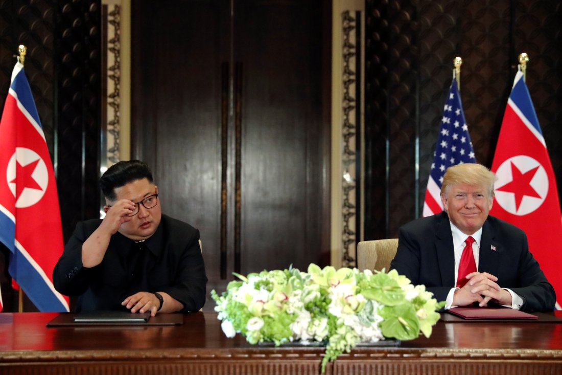 Putin urges 'security guarantees' for North Korea denuclearization