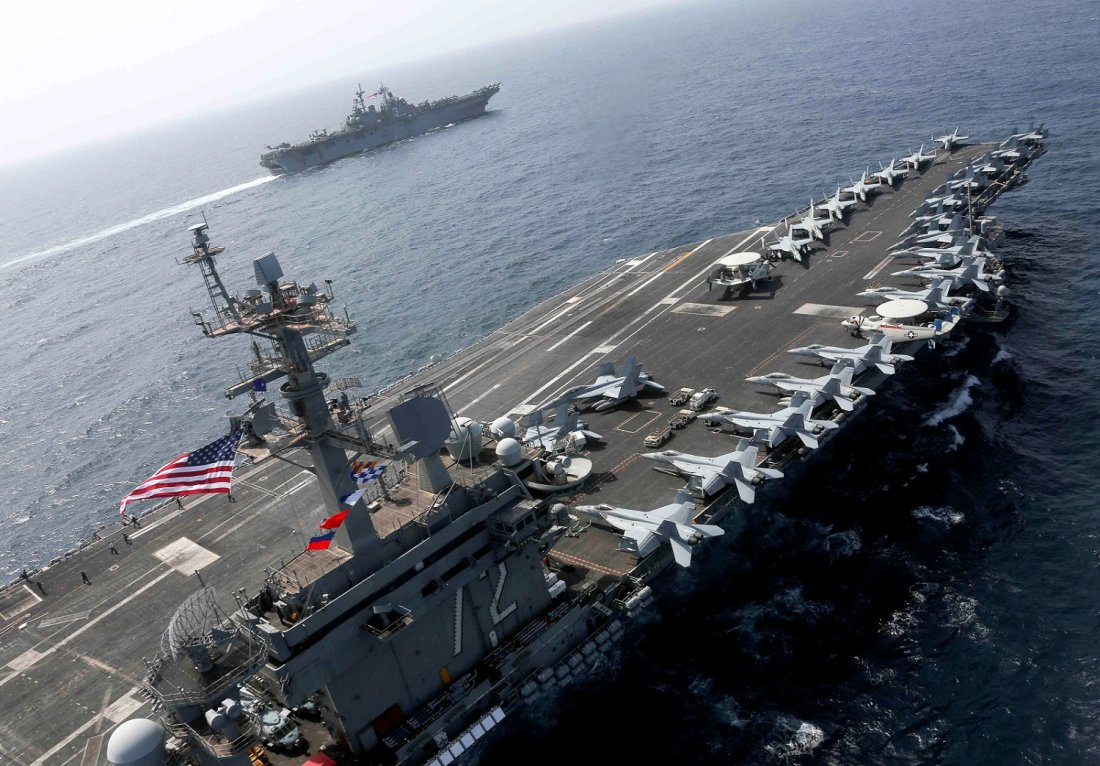 6c49ff1363c SUNK  Iran s Navy Wouldn t Stand A Chance Against America In a War ...