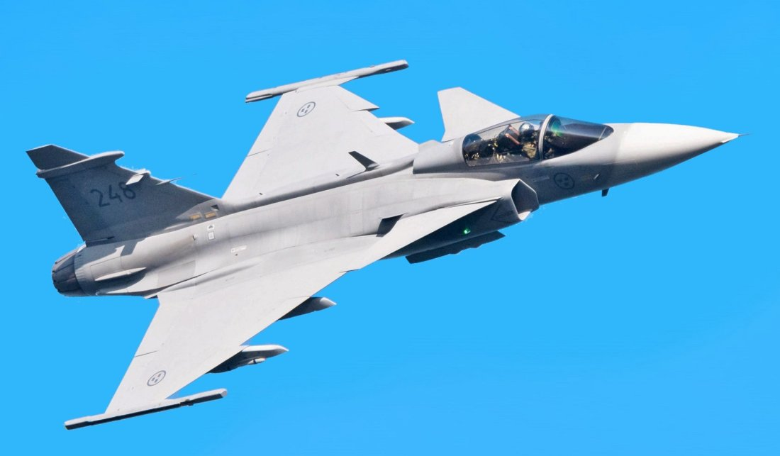 jas 39 gripen the deadly fighter jet that is cheap easy to