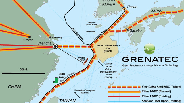 A Plan to Save the East China Sea from Disaster | The National Interest