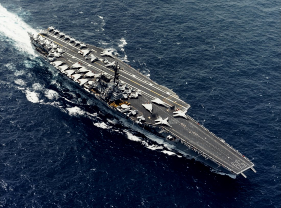 supercarrier denied what if the navy never built the big aircraft