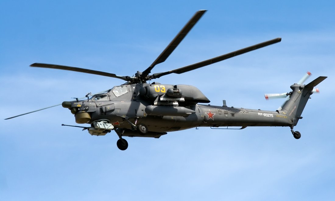 Resultado de imagem para Mi-28NM