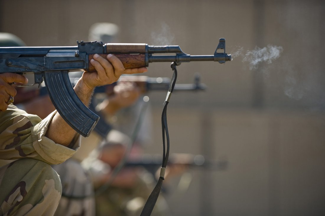 The Gun That Is In Almost 100 Countries Why Ak 47 Dominates