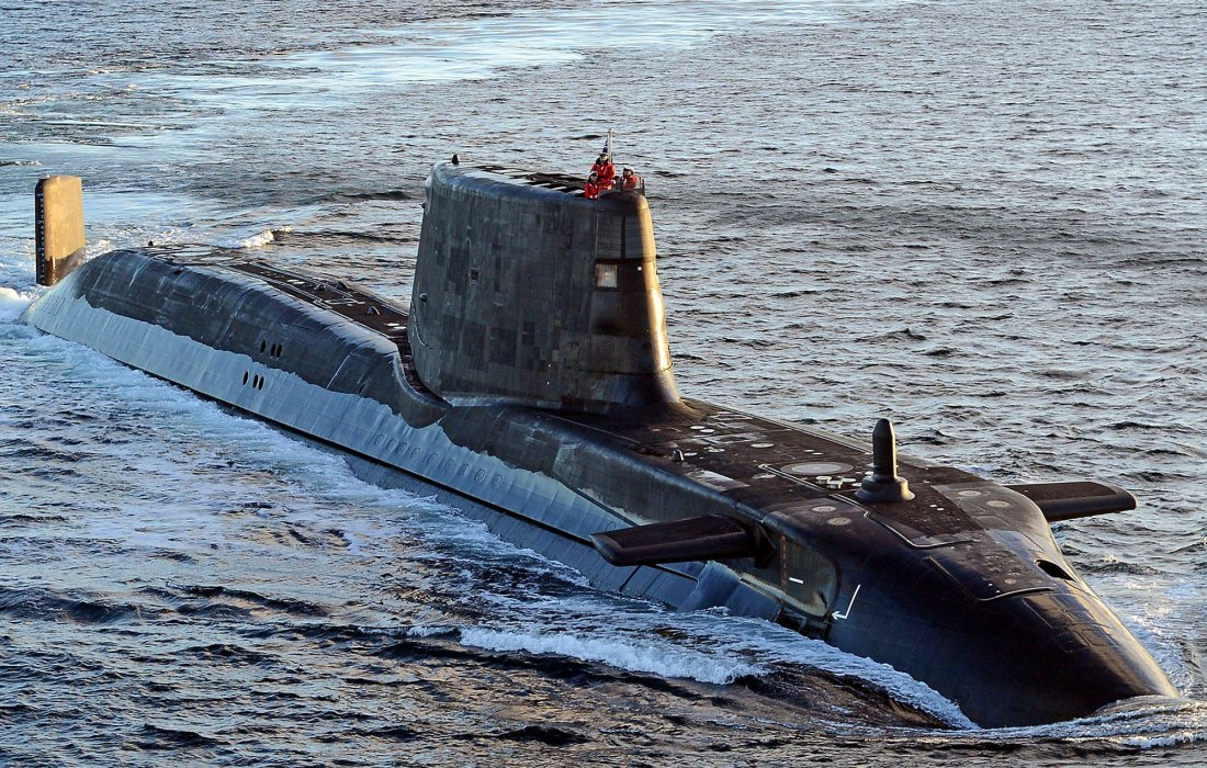 Nuclear submarines of Russia: the number. Multipurpose nuclear submarines of Russia 80