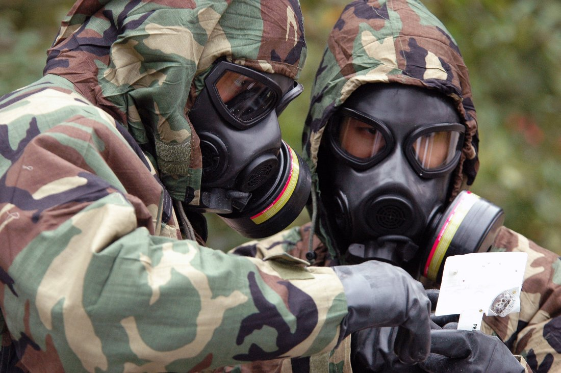 The Secret World War II Chemical Weapons Disaster—That ...
