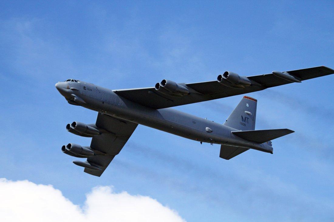 """Картинки по запросу B-52 """"Stratofortress"""