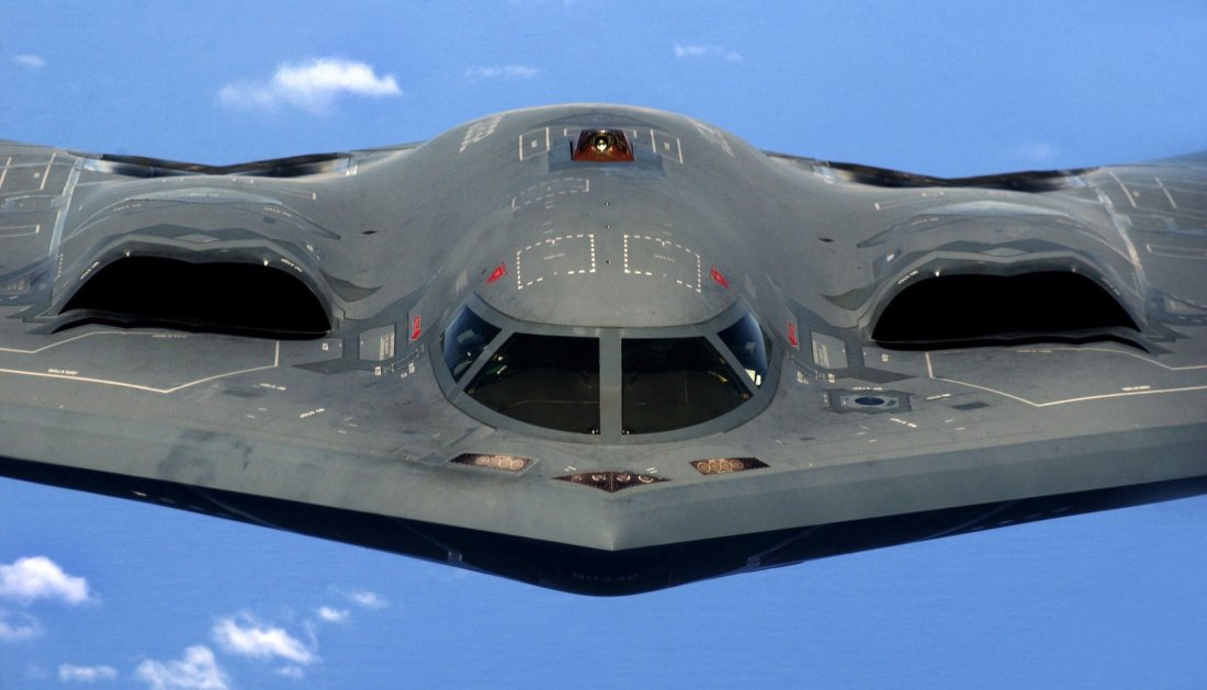 the northrop grumman b 21 stealth bomber simply unstoppable the