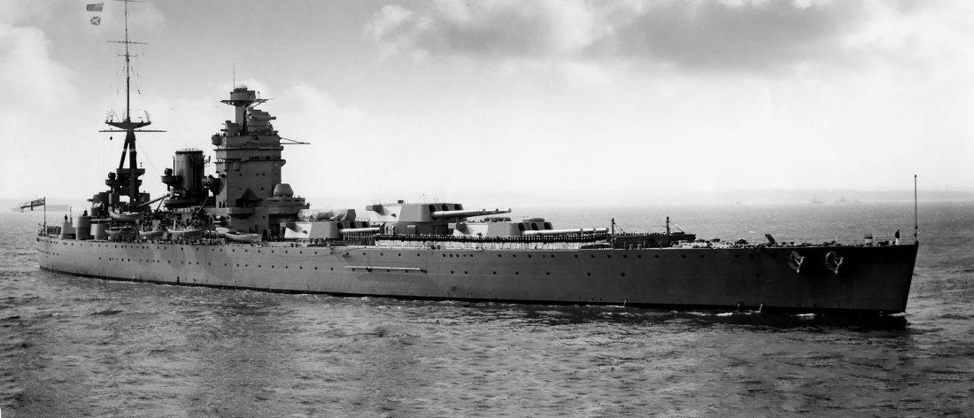 Hitler Wanted A Huge Battleship And Aircraft Carrier Fleet Heres