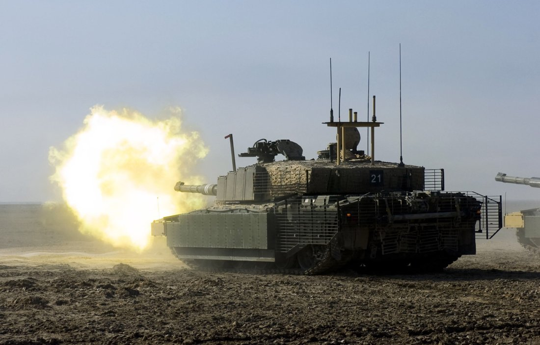d1a0b3f3889d Britain s Challenger 2 Tank Is One of the Best—but It Needs Some Serious  Help