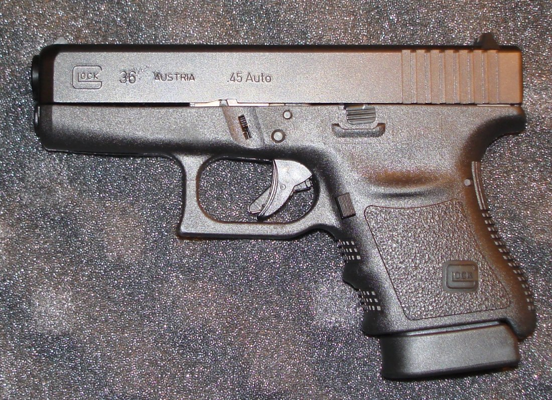 Why The G43 Glock Could Be The Most Dangerous Gun On The Planet