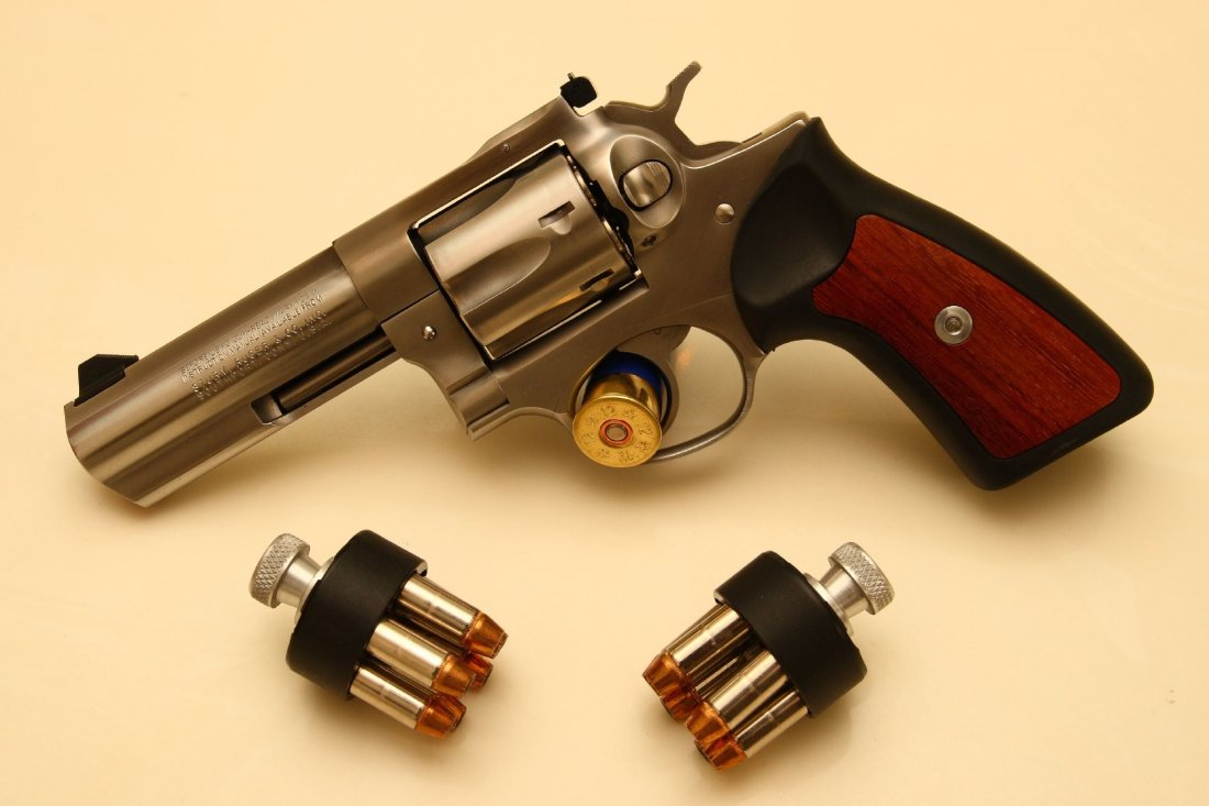 there are the 5 most dangerous revolvers on planet earth the