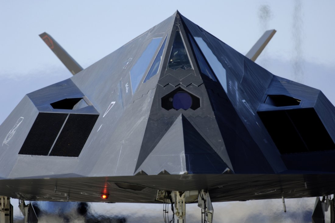 F-117: Why America's First Stealth Fighter Would Be Crushed by Russia or  China